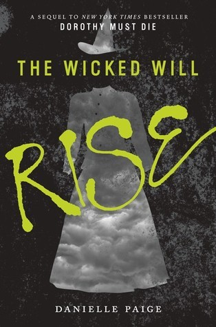 #booktalk: The Wicked Will Rise
