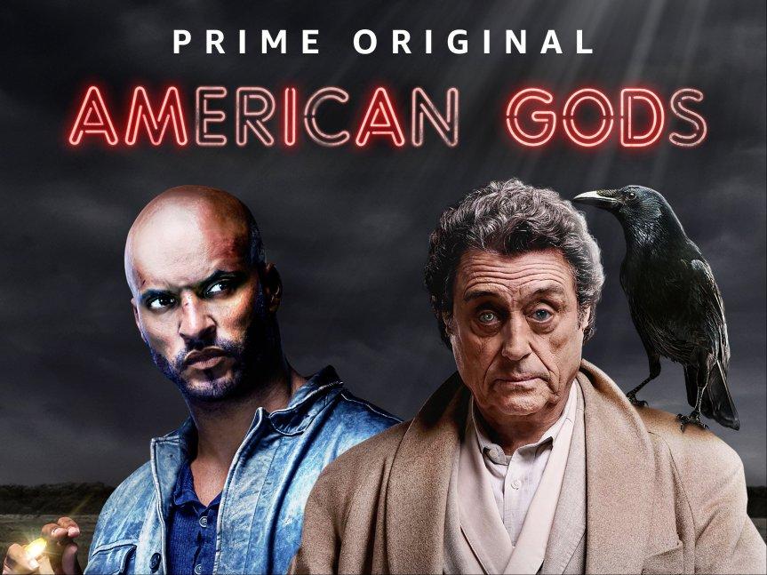 #series: American Gods(S01)