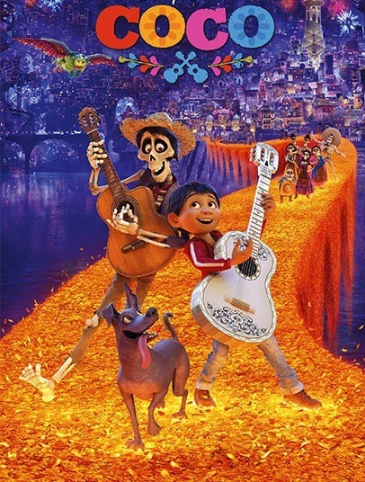 #movie: Coco