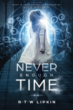 #booktalk: Never Enough Time