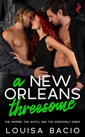 #booktalk: A New Orleans Threesome