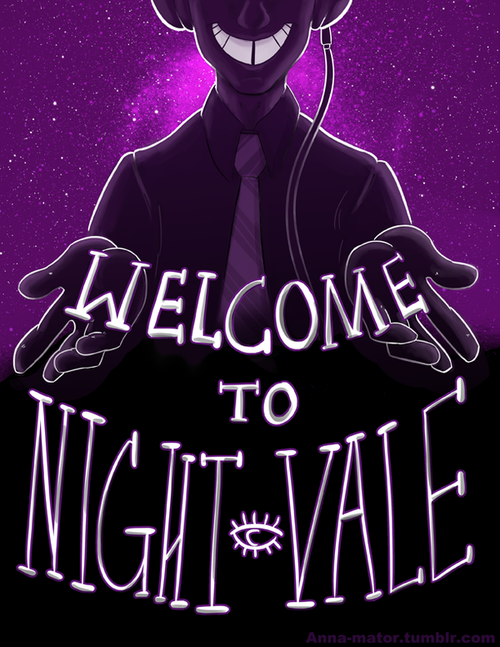 #podcast: Welcome toNightvale