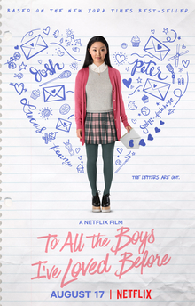 #movie: To All The Boys I've Loved Before