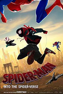 #trailer- Spiderman: Into the Spiderverse