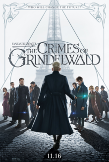 #trailer – Fantastic Beasts: The Crimes of Grindelwald