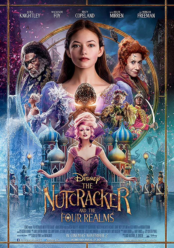 #trailer: The Nutcracker and the Four Realms