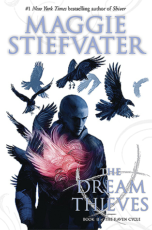 #booktalk: The Dream Thieves