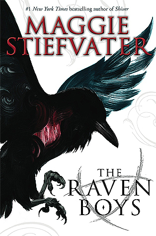 #booktalk: The Raven Boys