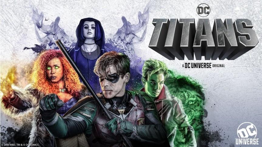 #series: Titans