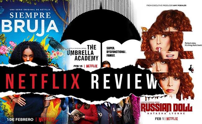 #series: Τρεις σειρές του Netflix πουείδα