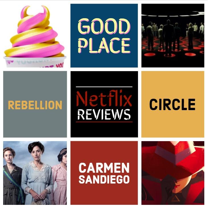 #Netflix: Τρεις σειρές και μιαταινία