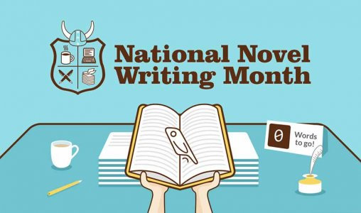 #article: NaNoWriMo 2019