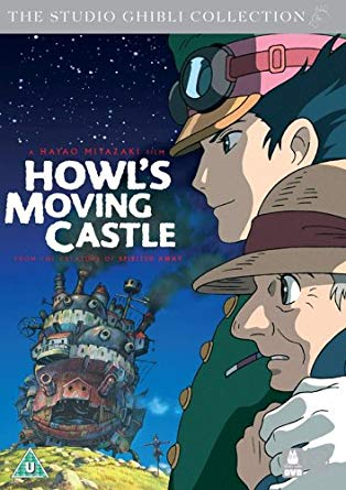 #movie:  Howl's Moving Castle