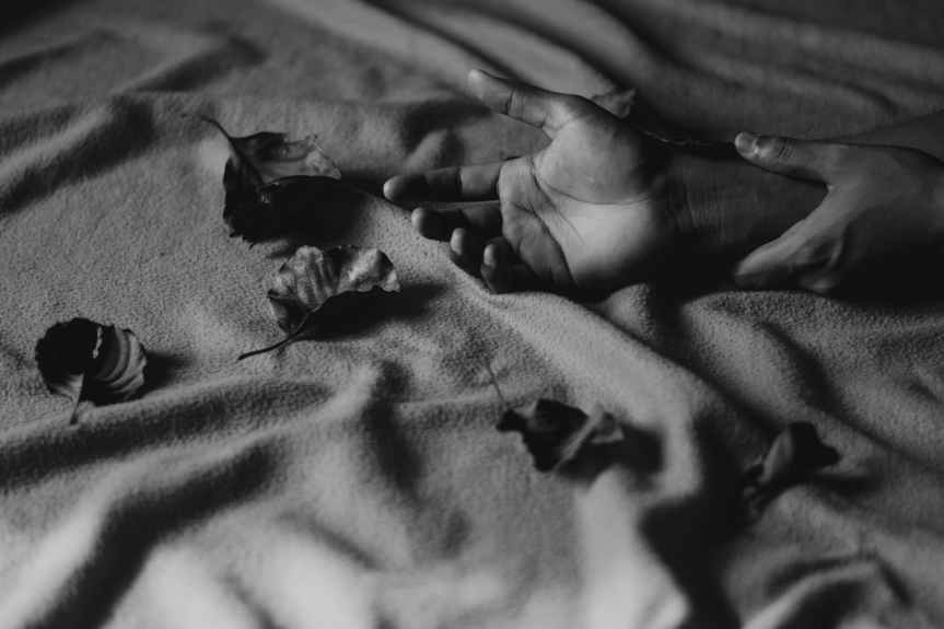 Σκέψεις στις δύο η ώρα το πρωί:Σκοτάδι