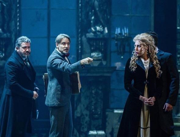 Image result for το φάντασμα της όπερας nadim