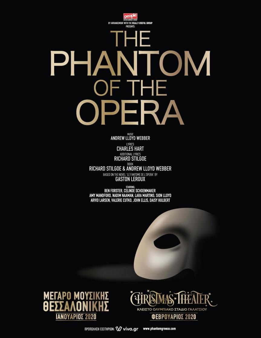 #theater: The Phantom of theOpera