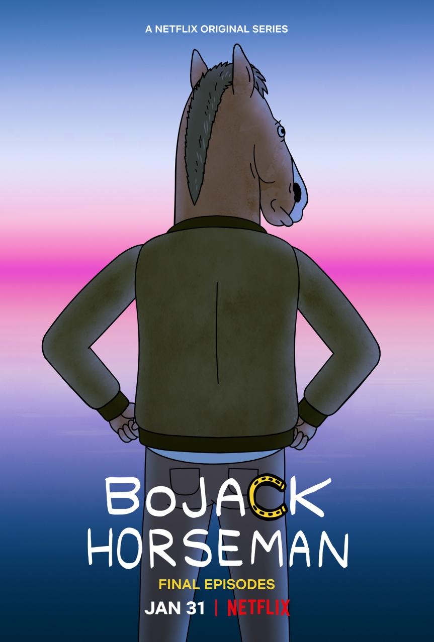 #alexis: Πώς το Bojack Horseman διαχειρίζεται έναφινάλε