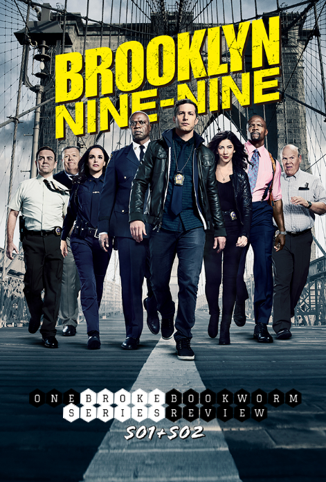 #series: Brooklyn Nine-Nine (Seasons 1+2)