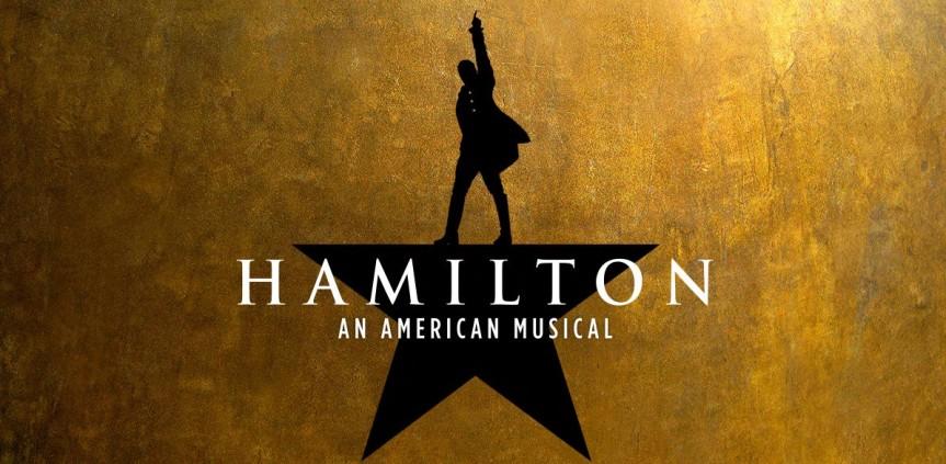 #theater: Hamilton