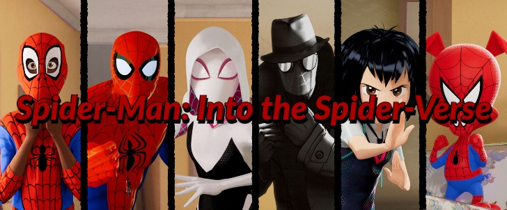 #movie: Spider-Man, Into the Spider-Verse