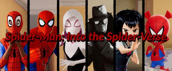 #movie: Spider-Man, Into theSpider-Verse