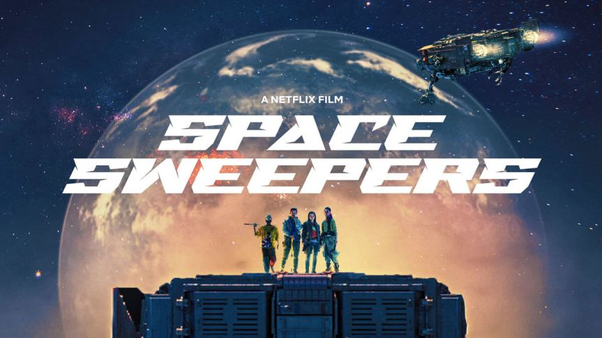 #movie: Space Sweepers